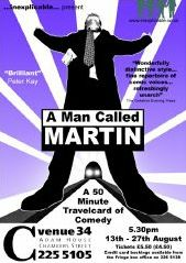 Image for 'I Am Martin'