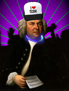 Image for 'Bach To The Future'